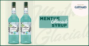 Menthe Glaciale Syrup