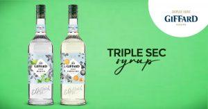 Triple Sec Syrup